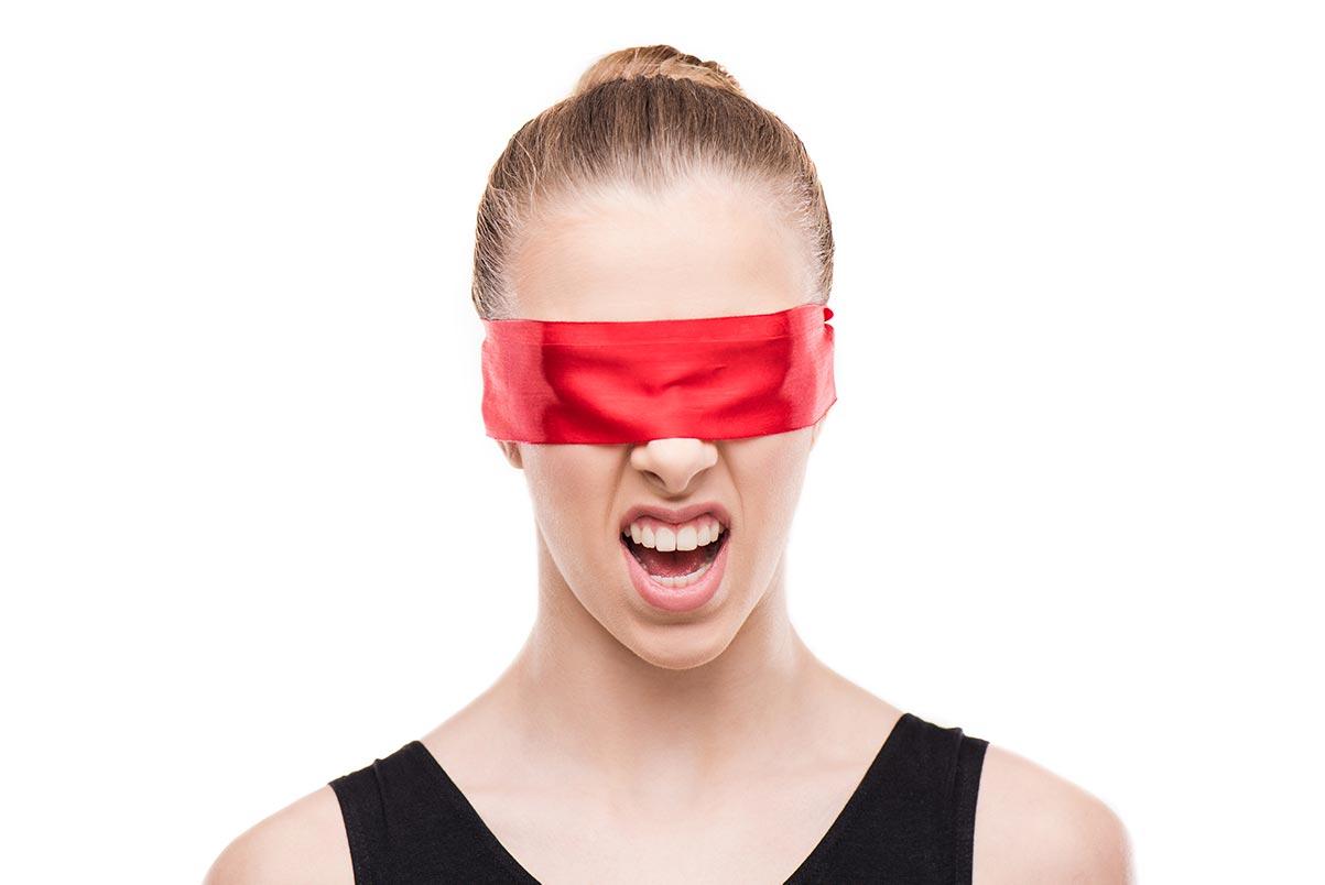 malattie dell'occhio che portano alla cecità