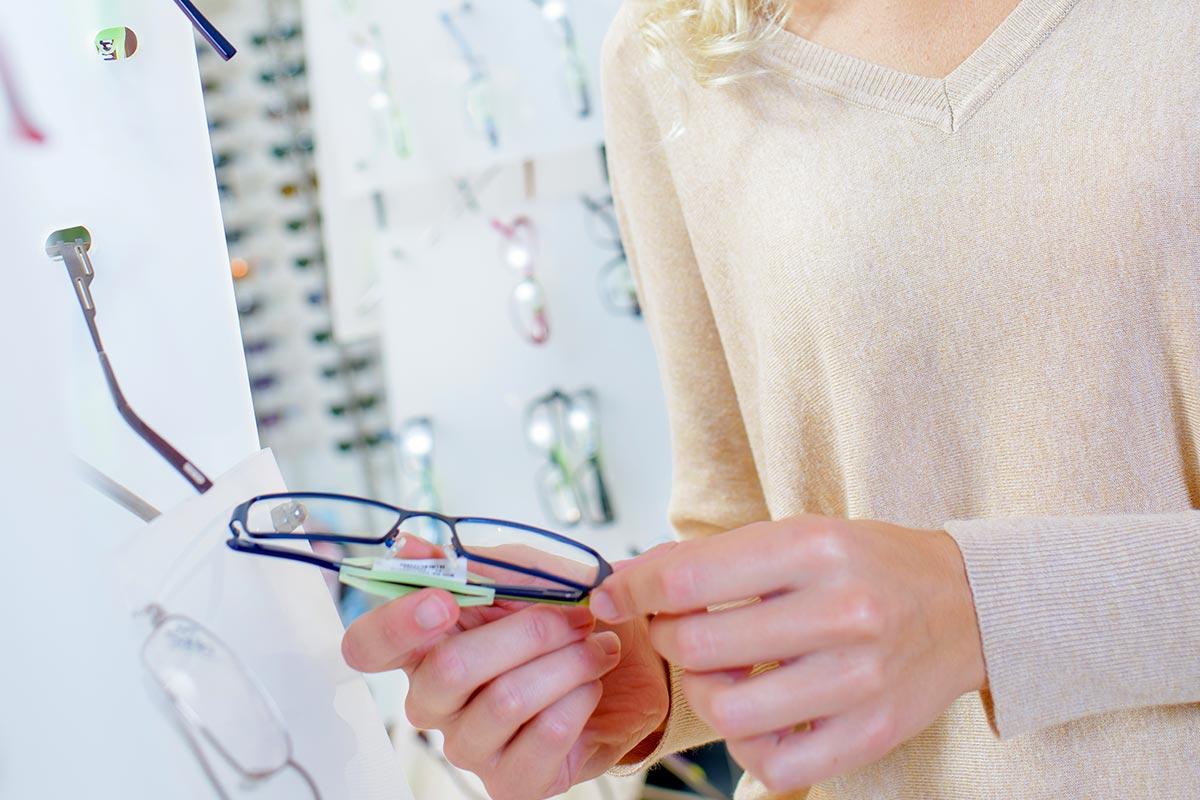 occhiali da lettura