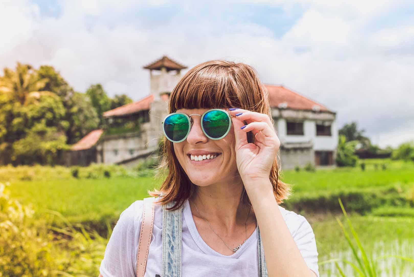 Colore lenti occhiali da sole