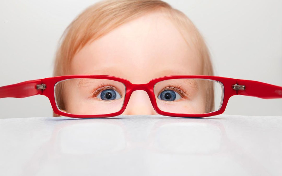 Disturbi visivi: un primo allarme