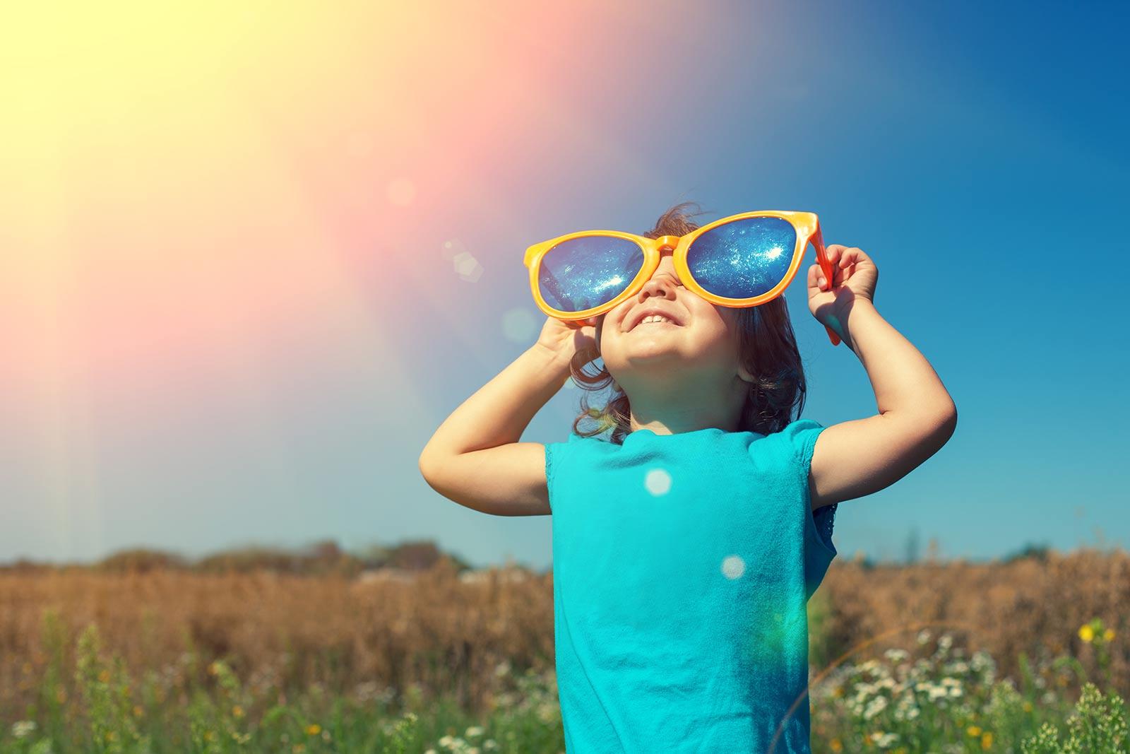misura occhiali da sole