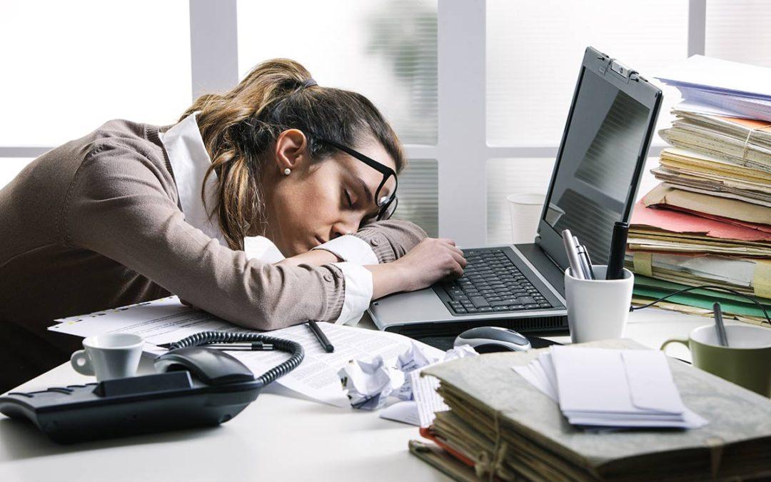 Perché ho sempre sonno? La risposta potrebbe essere inaspettata
