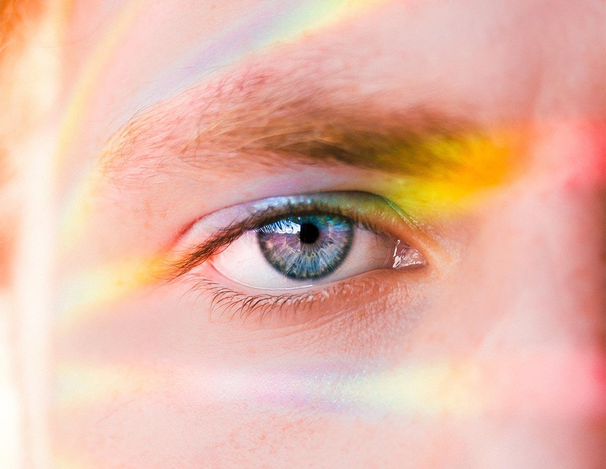 pressione degli occhi alta