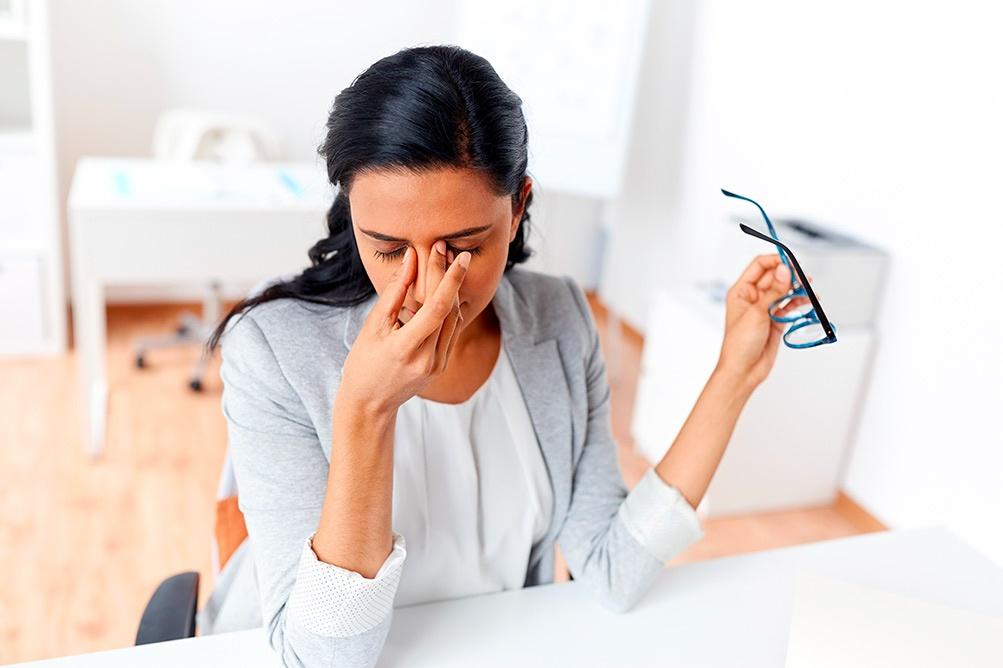 Prurito agli occhi: cause e analisi del livello di idratazione