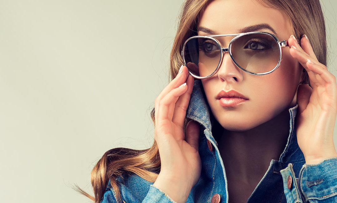 Scopri il vantaggio dell'occhiale da sole e vista insieme
