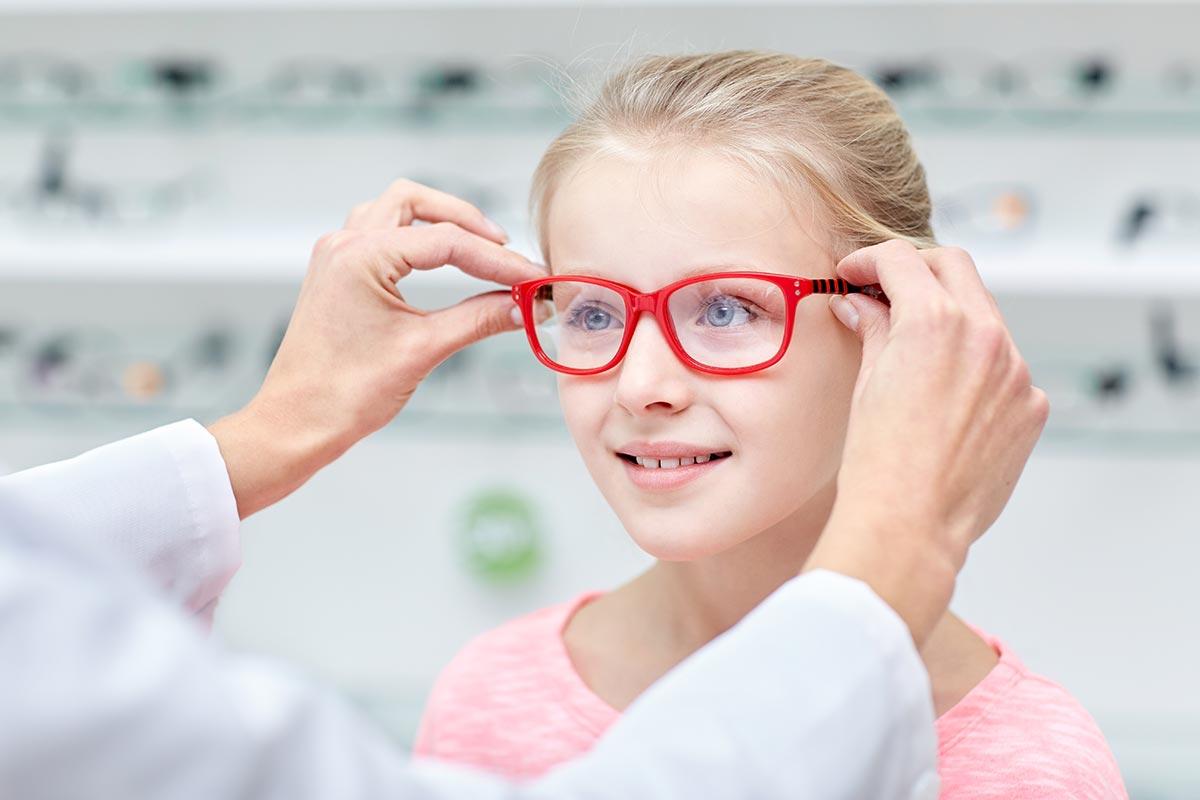 disturbi della vista nei bambini