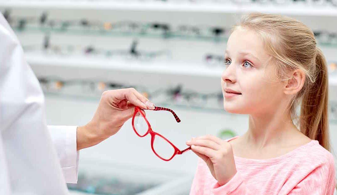 Come scegliere gli occhiali da vista per bambini?