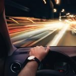 Lenti antiriflesso per guida notturna