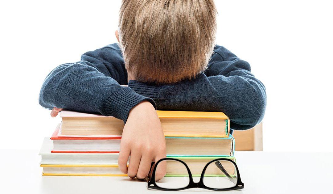Sonnolenza nei bambini: quale è l'origine di questo malessere?