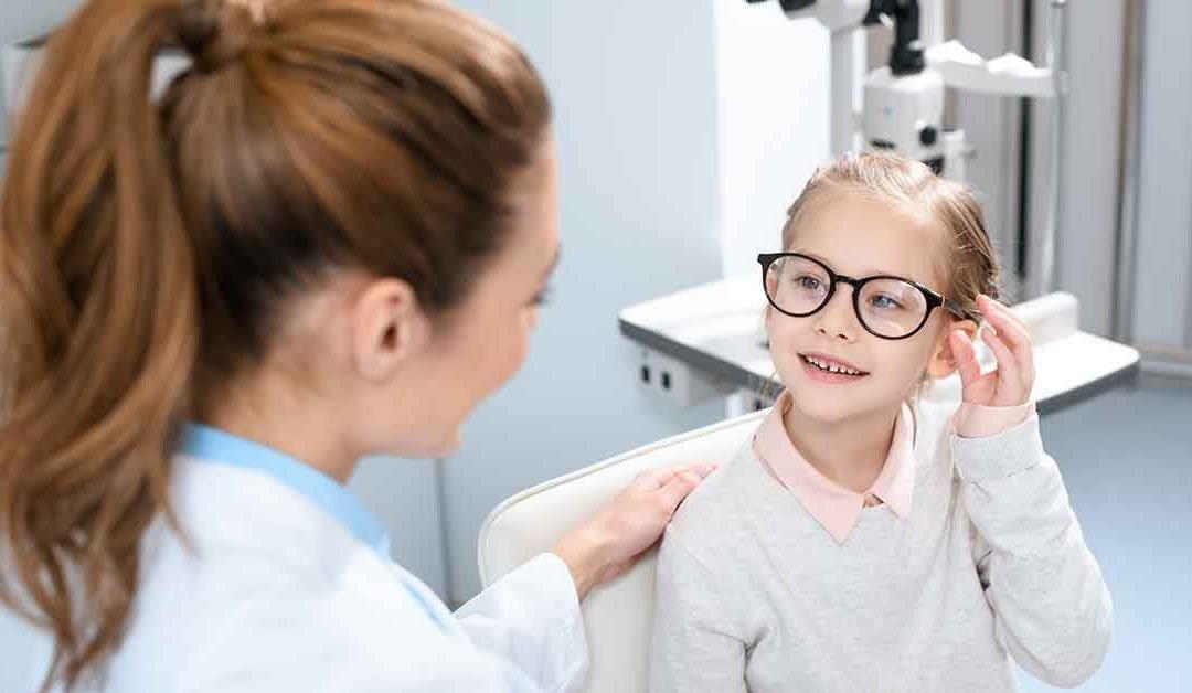 Visita optometrica bambini: quando farla?