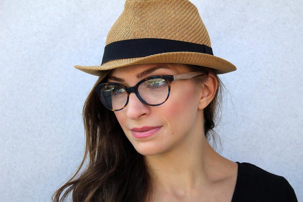 montatura occhiali progressivi