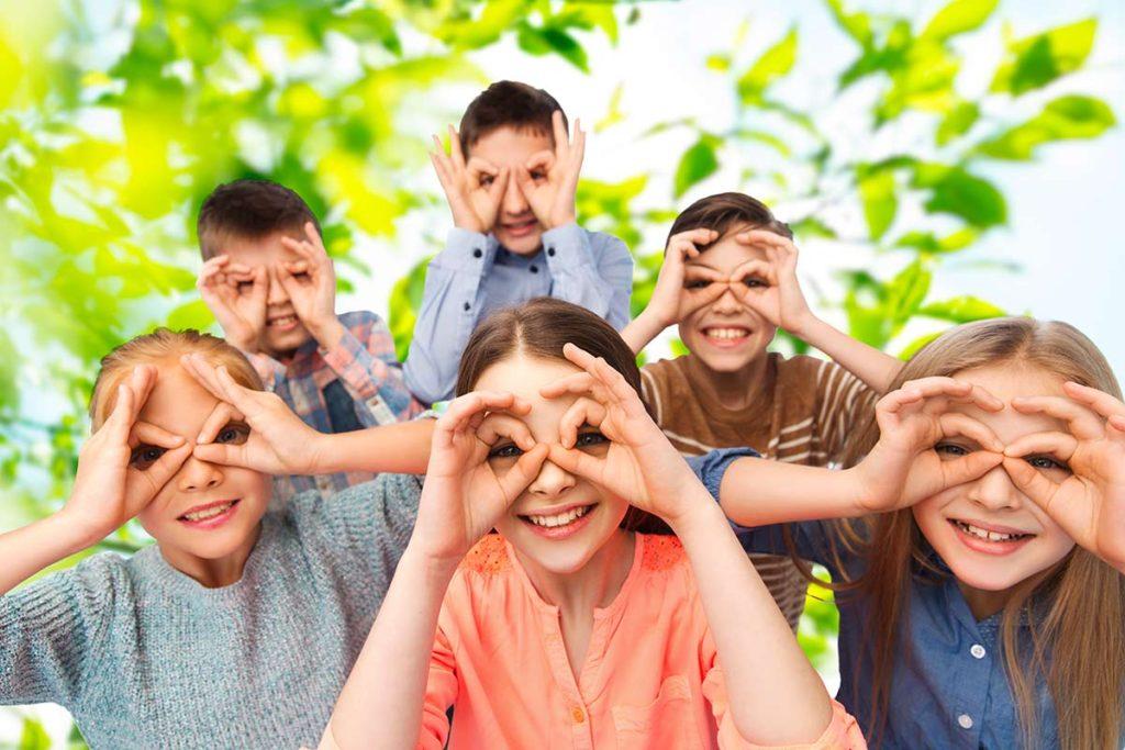 vista bambini