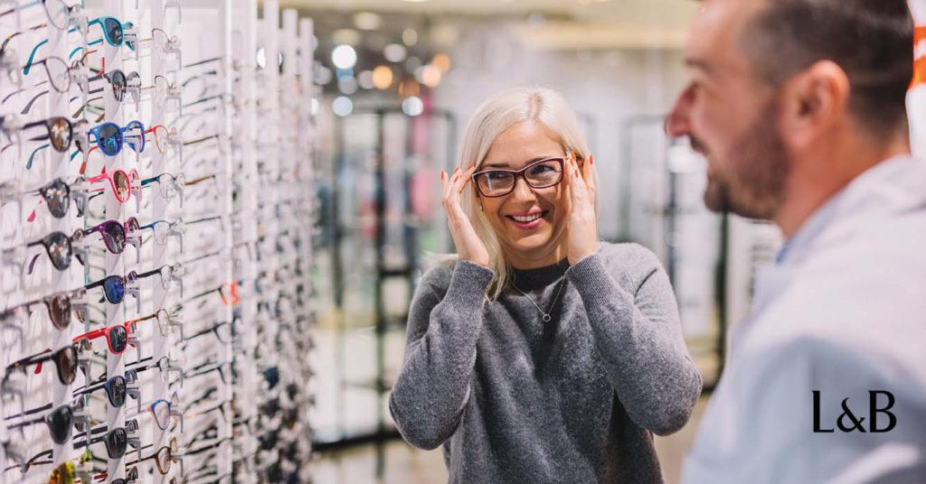 scelta occhiali correttivi per miopia