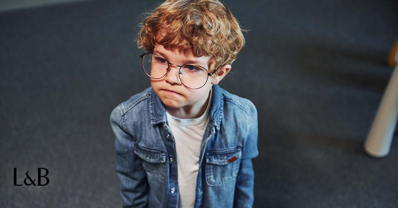 Miopia nei bambini: come trattarla?